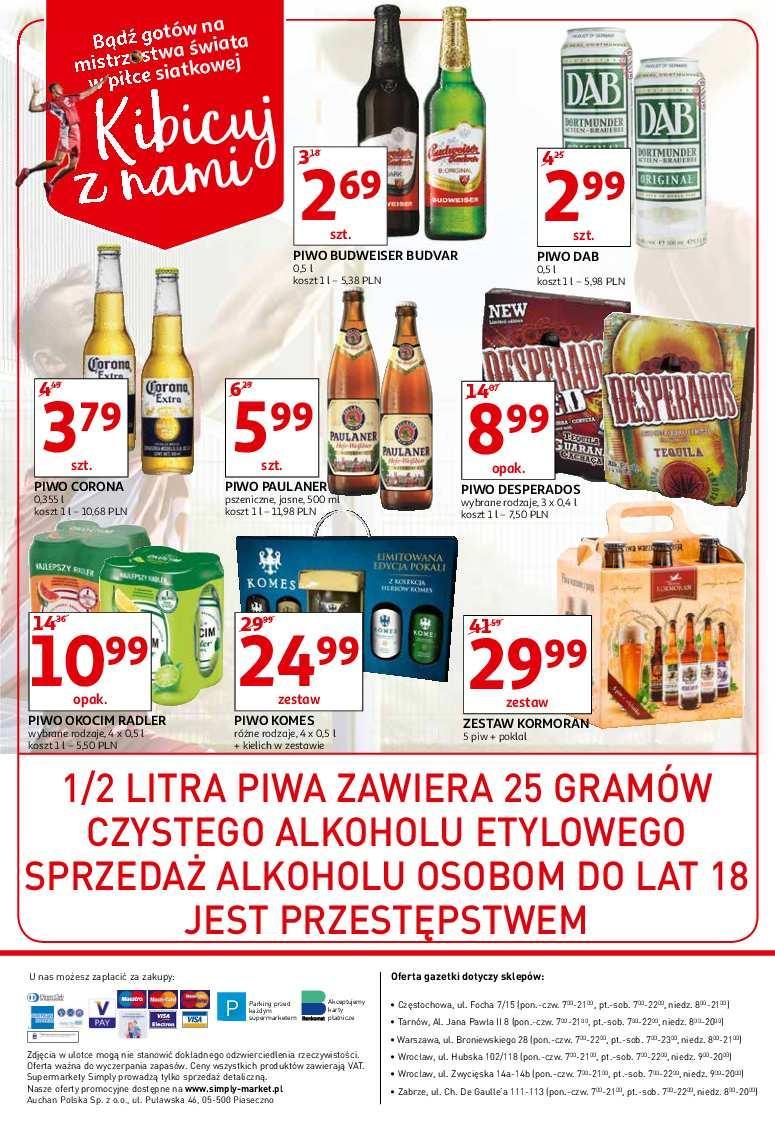 Gazetka promocyjna Simply Market do 16/09/2018 str.2