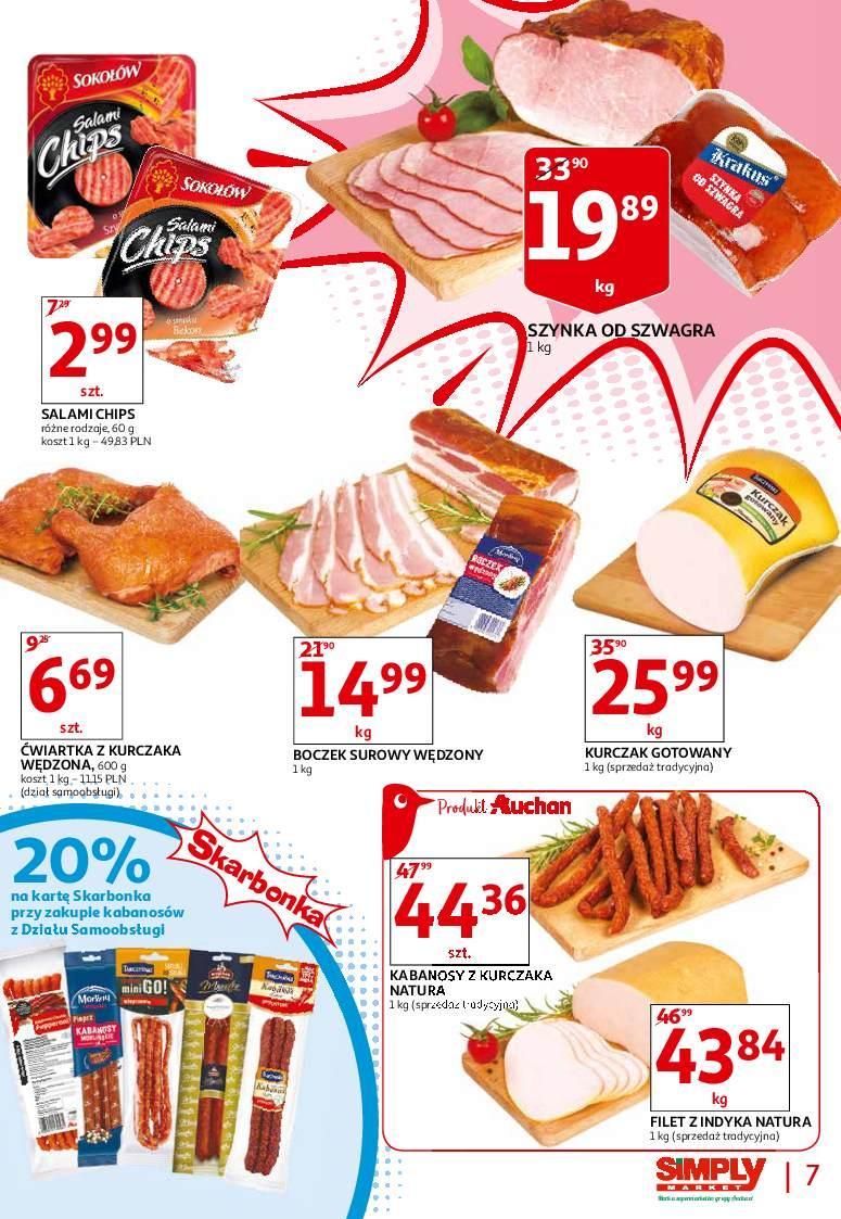 Gazetka promocyjna Simply Market do 08/08/2018 str.6