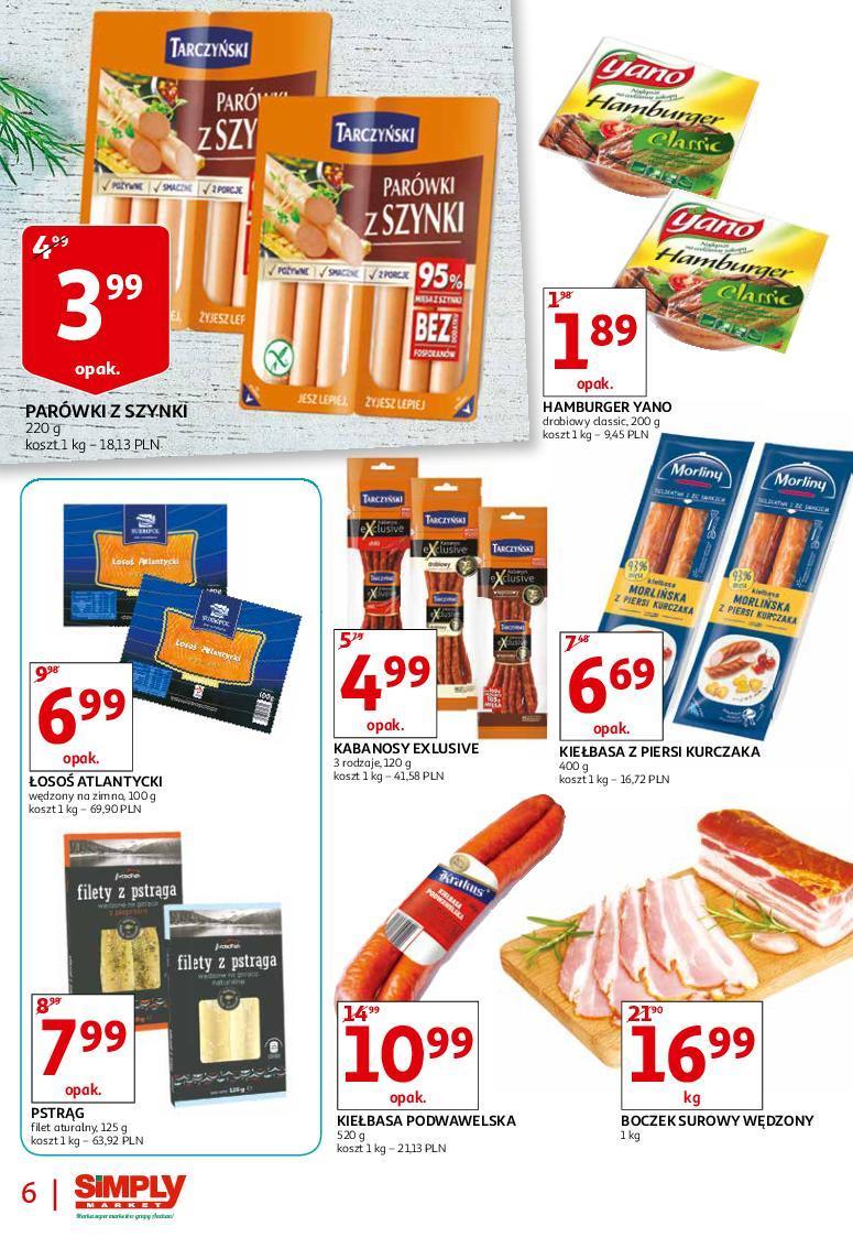 Gazetka promocyjna Simply Market do 21/11/2018 str.5