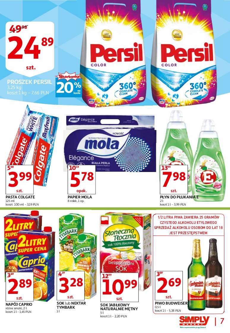 Gazetka promocyjna Simply Market do 24/10/2018 str.6