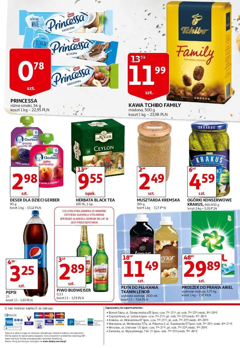 Gazetka promocyjna Simply Market do 17/07/2018 str.3