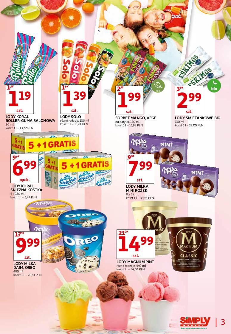 Gazetka promocyjna Simply Market do 18/07/2018 str.2