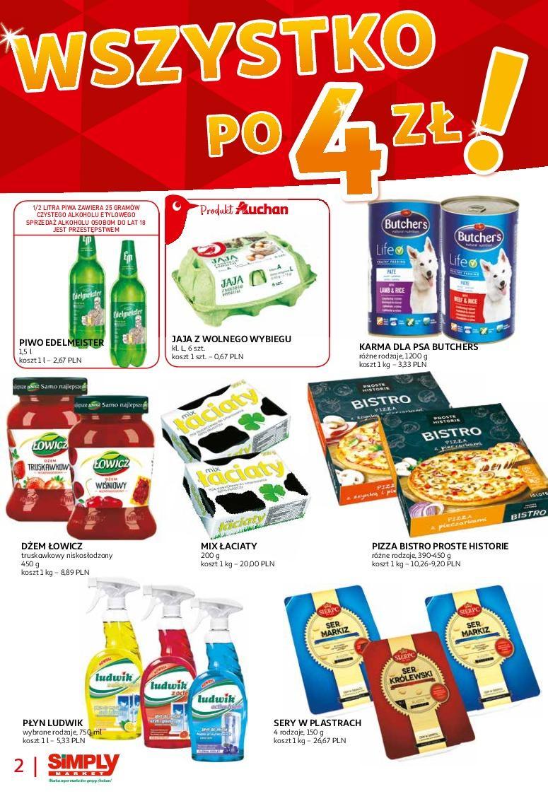 Gazetka promocyjna Simply Market do 31/10/2018 str.1