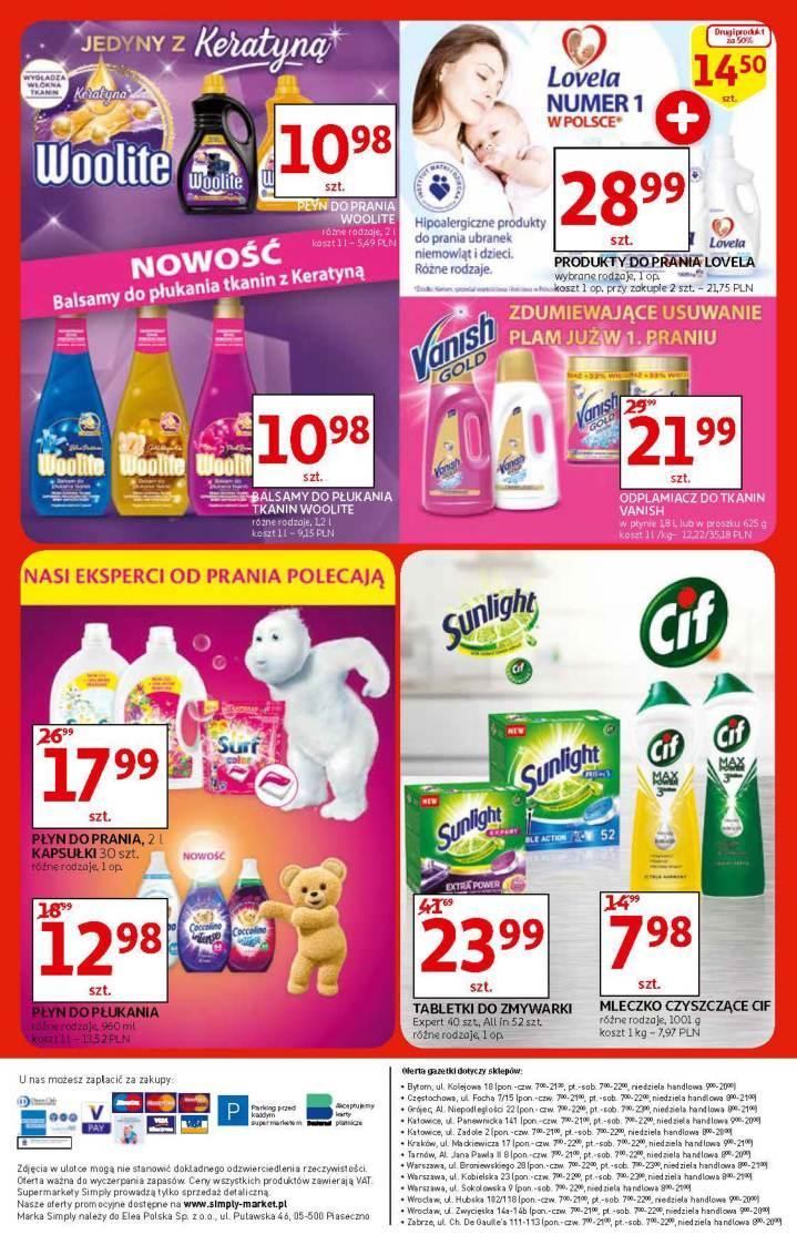 Gazetka promocyjna Simply Market do 12/06/2018 str.15