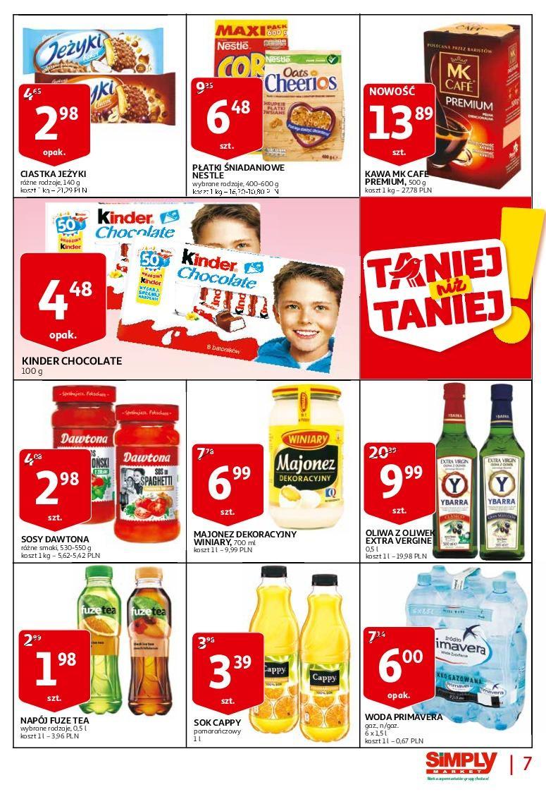 Gazetka promocyjna Simply Market do 07/09/2018 str.6