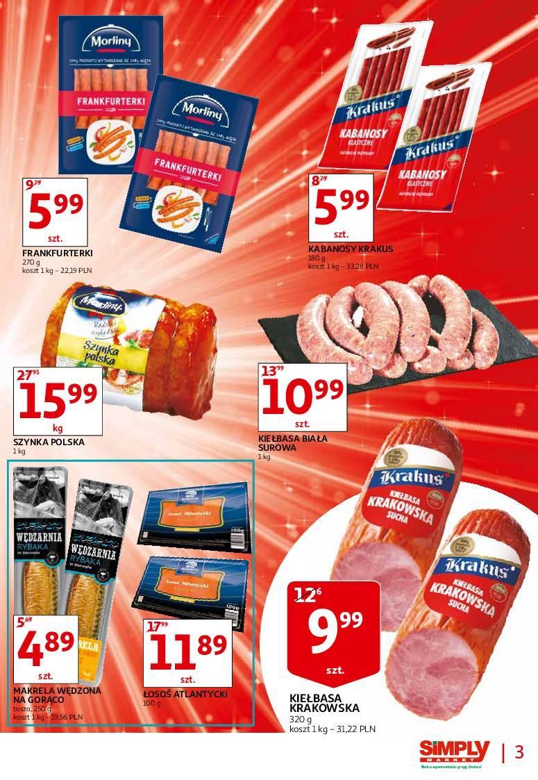 Gazetka promocyjna Simply Market do 13/11/2018 str.3