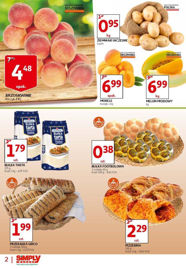 Gazetka promocyjna Simply Market do 26/06/2018 str.1