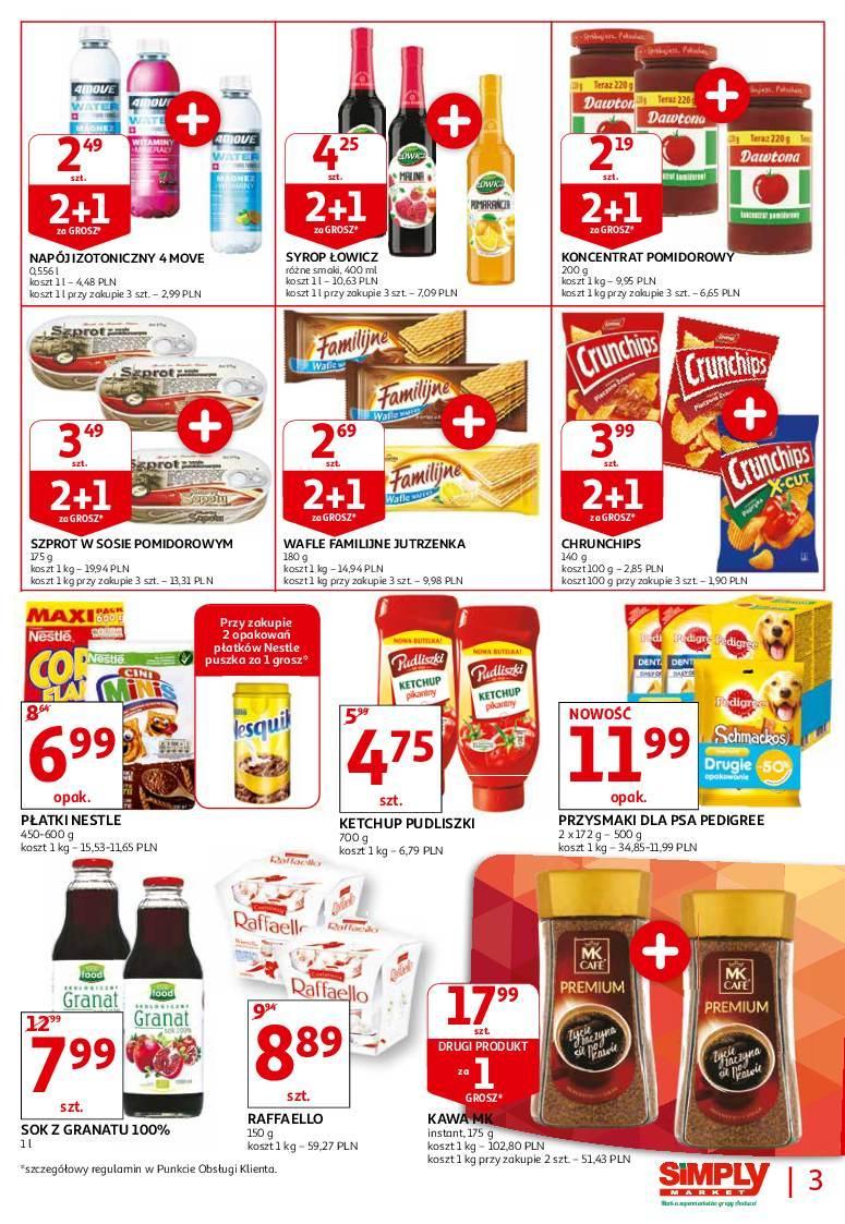 Gazetka promocyjna Simply Market do 17/10/2018 str.2