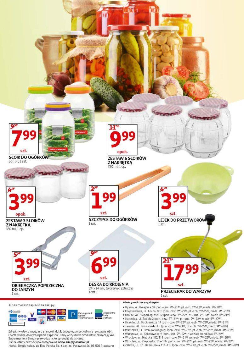 Gazetka promocyjna Simply Market do 26/06/2018 str.7