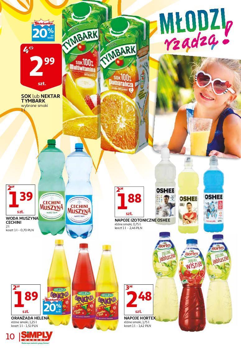 Gazetka promocyjna Simply Market do 08/08/2018 str.9