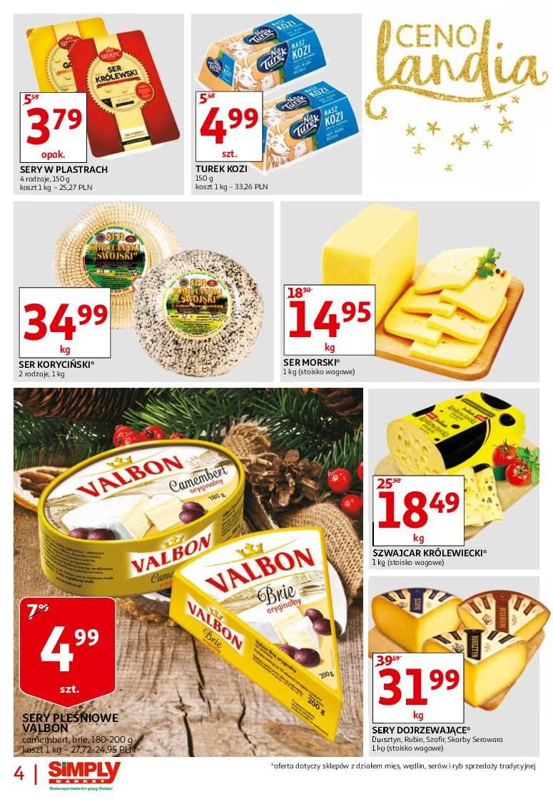 Gazetka promocyjna Simply Market do 08/12/2018 str.3