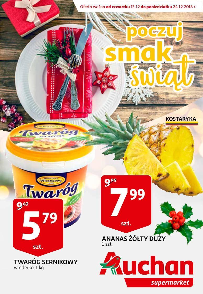 Gazetka promocyjna Simply Market do 24/12/2018 str.1
