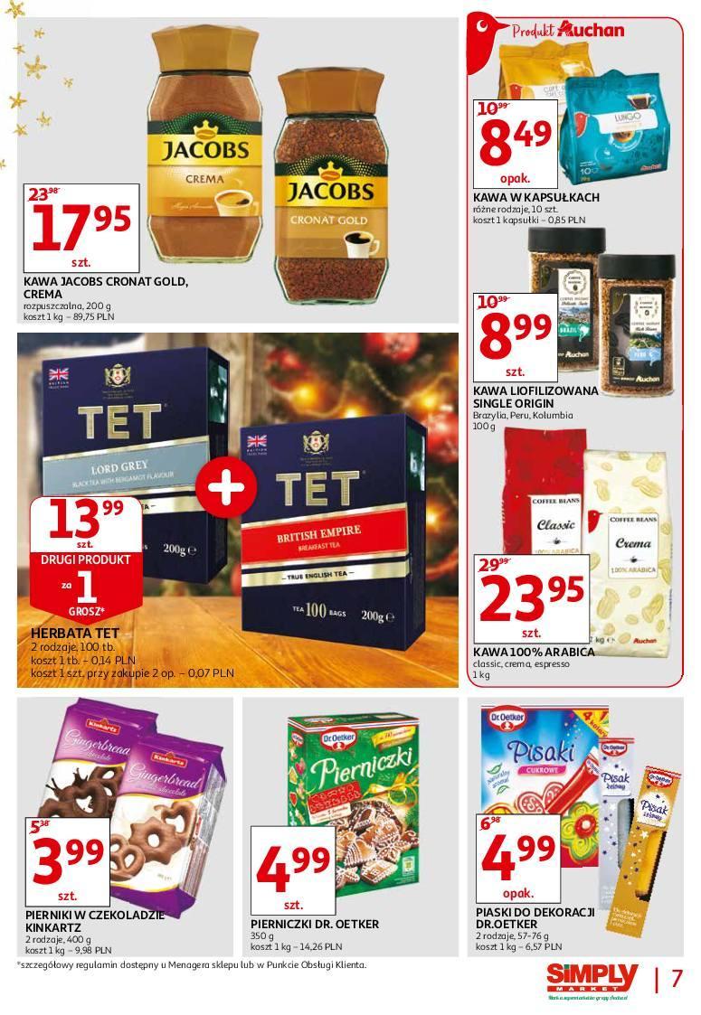 Gazetka promocyjna Simply Market do 08/12/2018 str.6