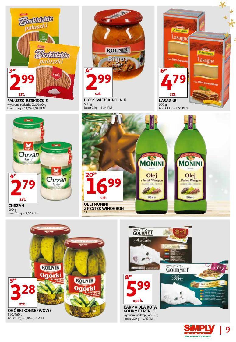 Gazetka promocyjna Simply Market do 08/12/2018 str.8