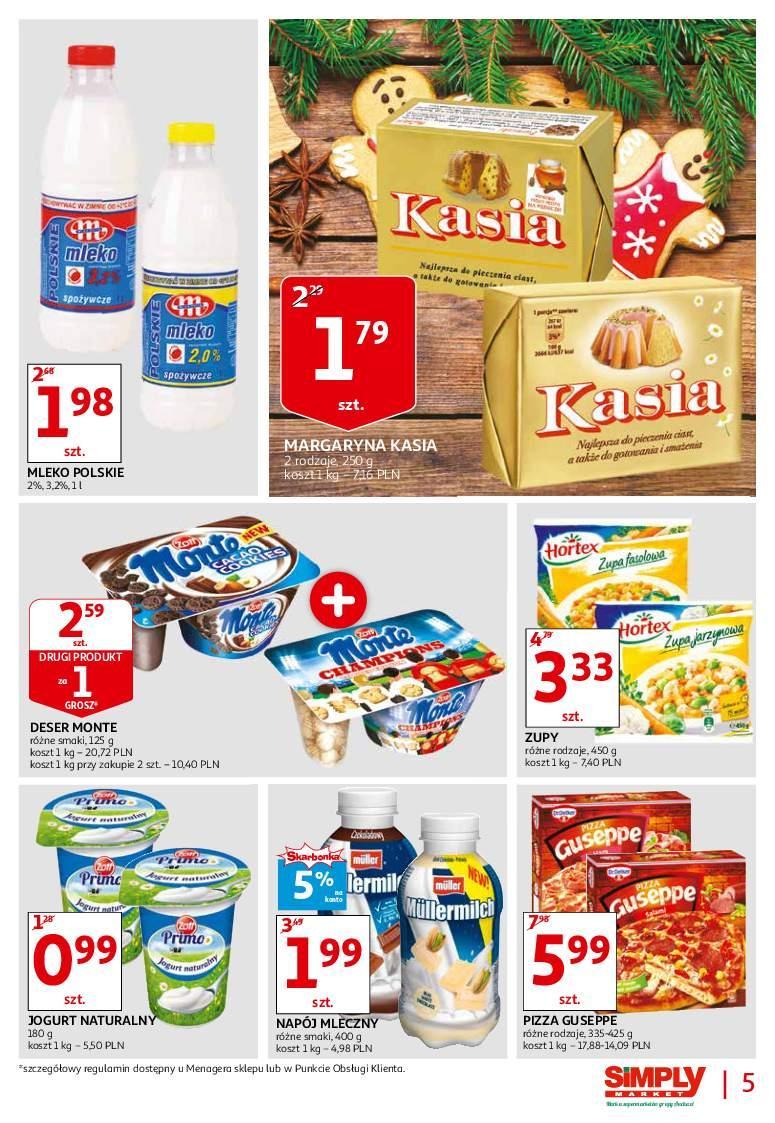 Gazetka promocyjna Simply Market do 08/12/2018 str.4