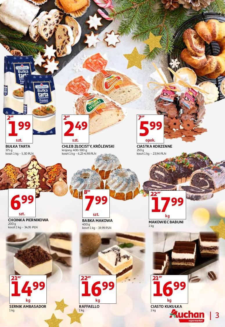 Gazetka promocyjna Simply Market do 24/12/2018 str.3