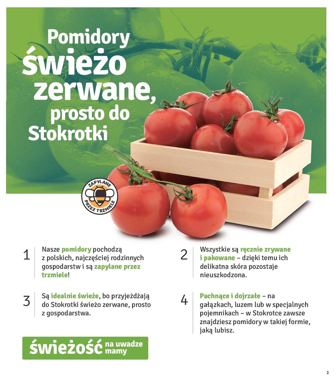 Gazetka promocyjna Stokrotka do 04/07/2018 str.2