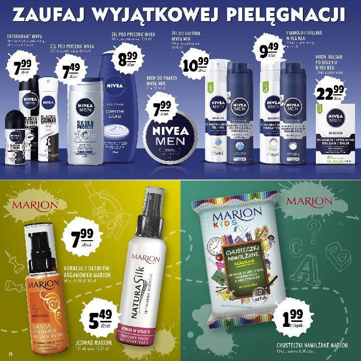 Gazetka promocyjna Stokrotka do 05/09/2018 str.76