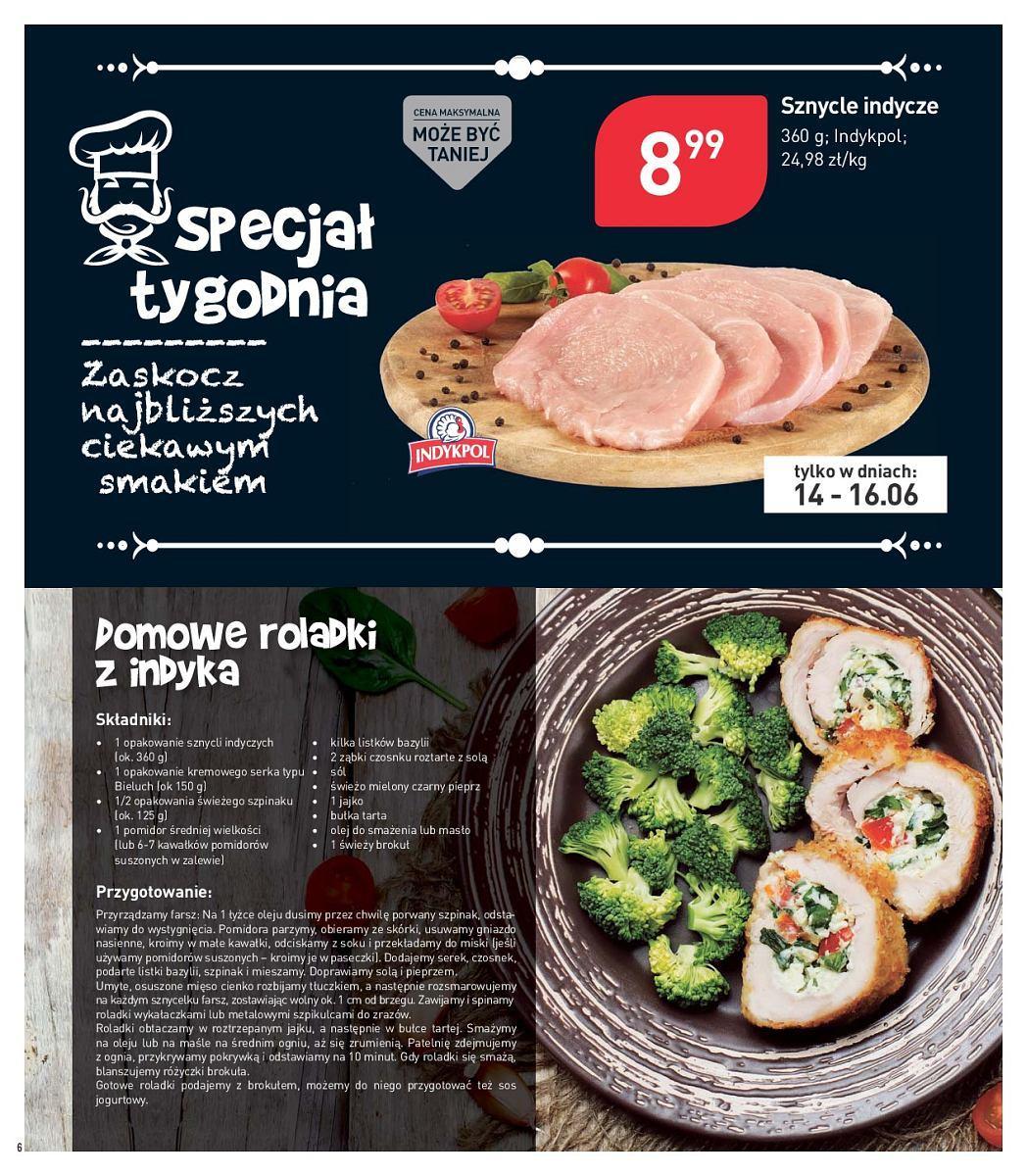 Gazetka promocyjna Stokrotka do 20/06/2018 str.6