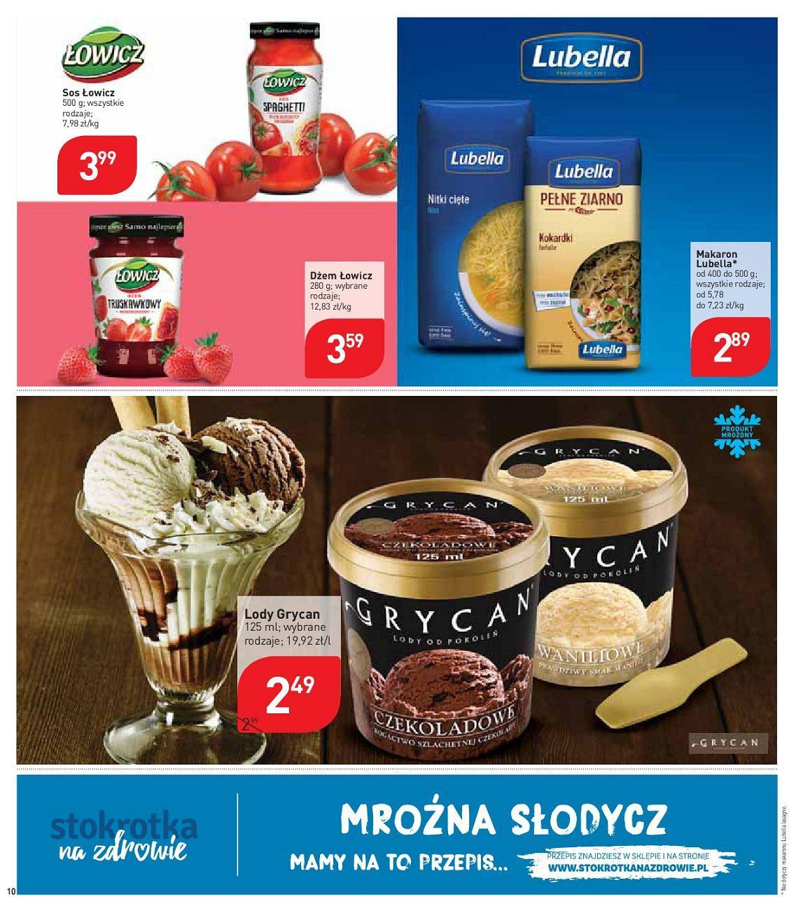 Gazetka promocyjna Stokrotka do 25/07/2018 str.9