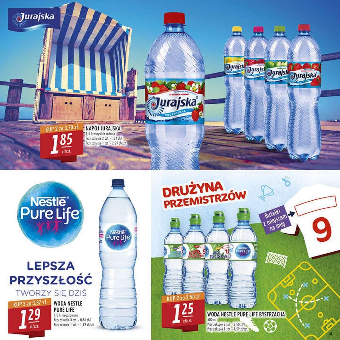 Gazetka promocyjna Stokrotka do 11/07/2018 str.41