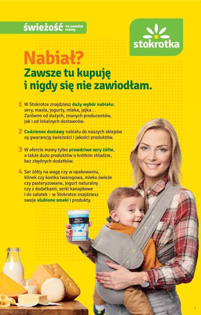 Gazetka promocyjna Stokrotka do 27/05/2020 str.3