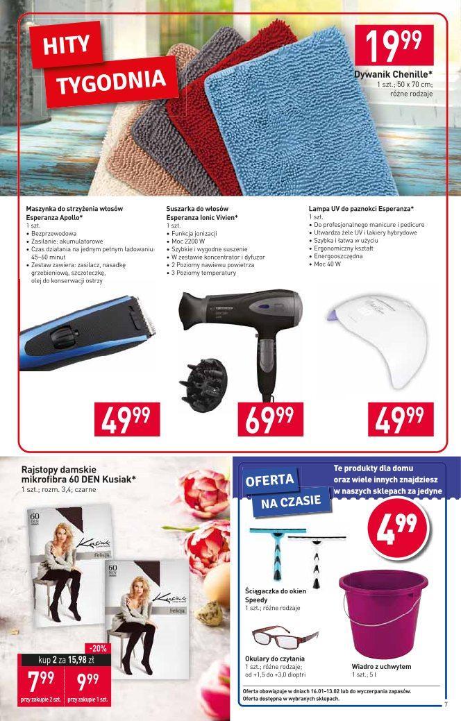 Gazetka promocyjna Stokrotka do 29/01/2020 str.6