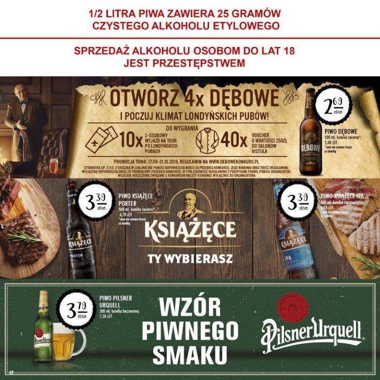 Gazetka promocyjna Stokrotka do 31/10/2018 str.42