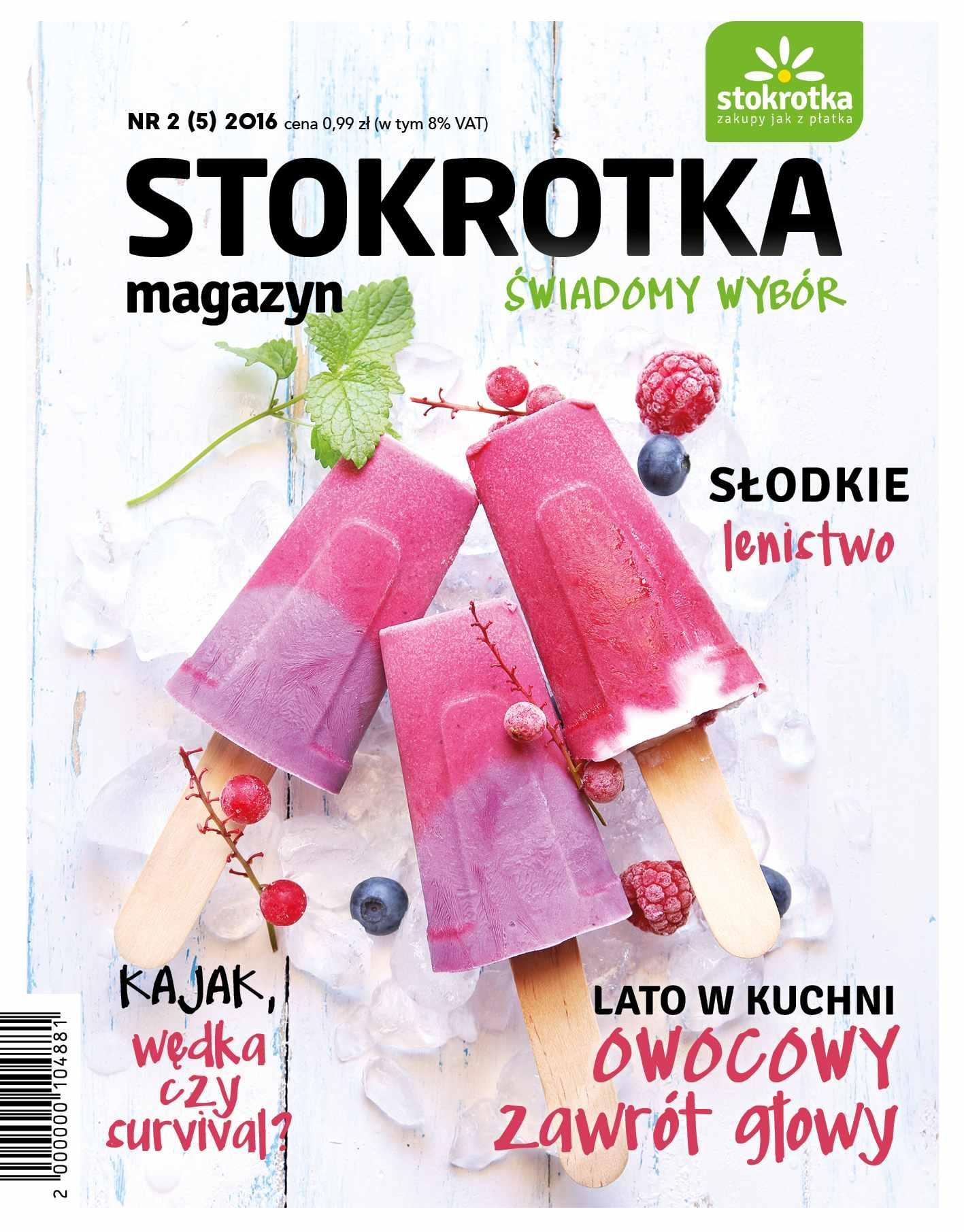 Gazetka promocyjna Stokrotka do 03/08/2016 str.0