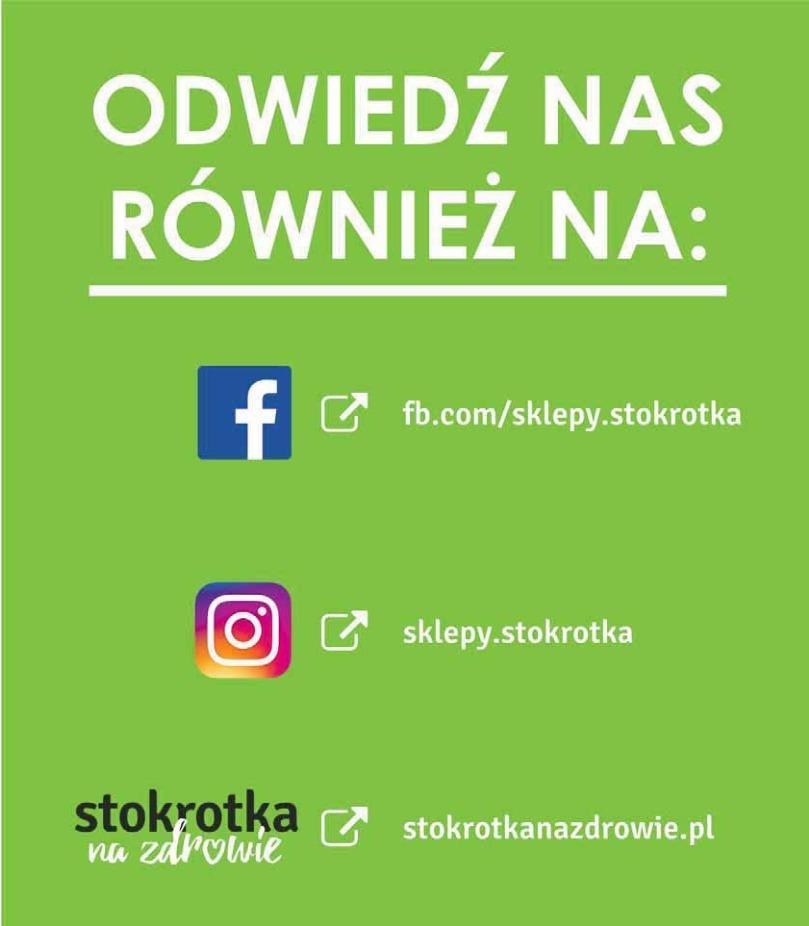 Gazetka promocyjna Stokrotka do 24/10/2018 str.17