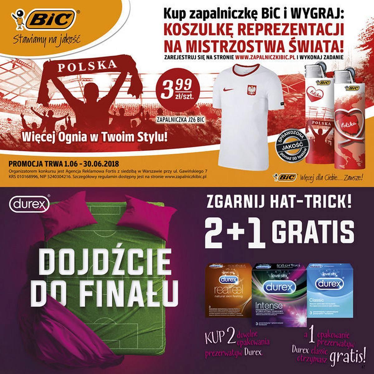 Gazetka promocyjna Stokrotka do 27/06/2018 str.46