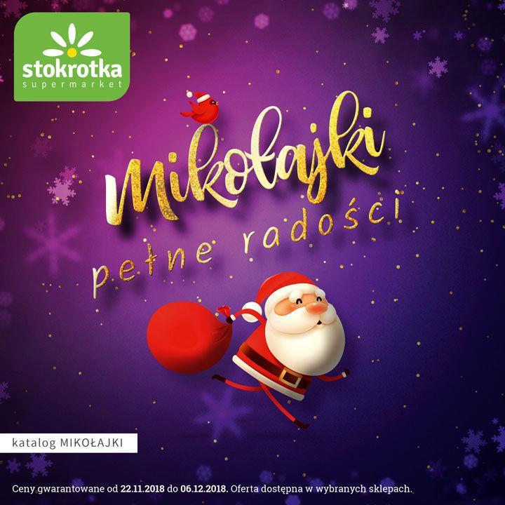 Gazetka promocyjna Stokrotka do 06/12/2018 str.0