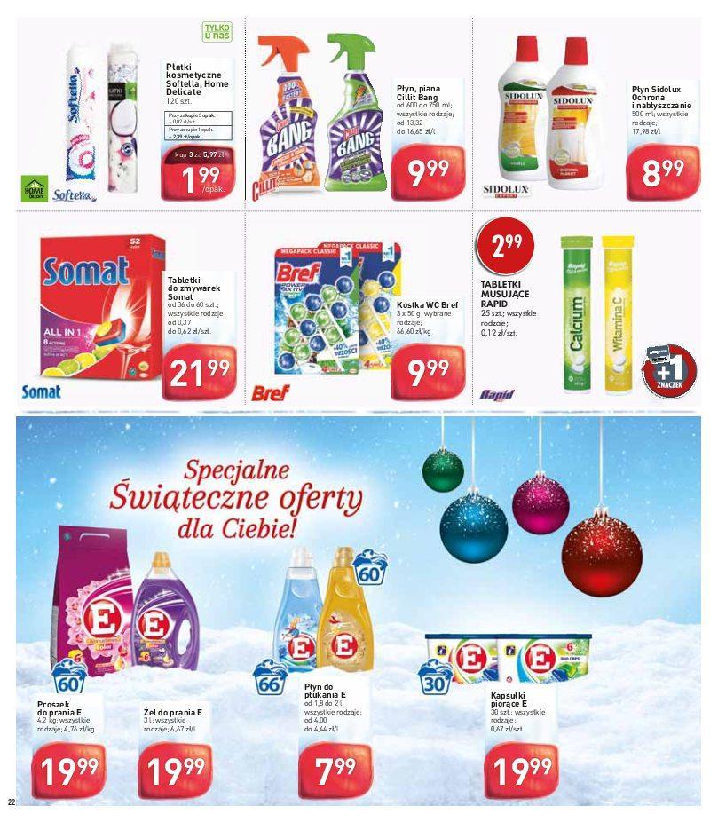 Gazetka promocyjna Stokrotka do 19/12/2018 str.21