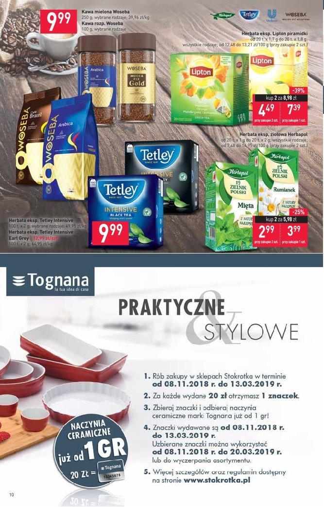 Gazetka promocyjna Stokrotka do 20/02/2019 str.9