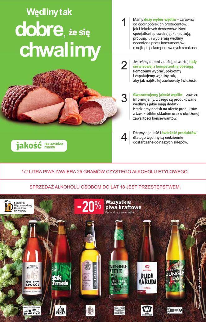 Gazetka promocyjna Stokrotka do 07/08/2019 str.2