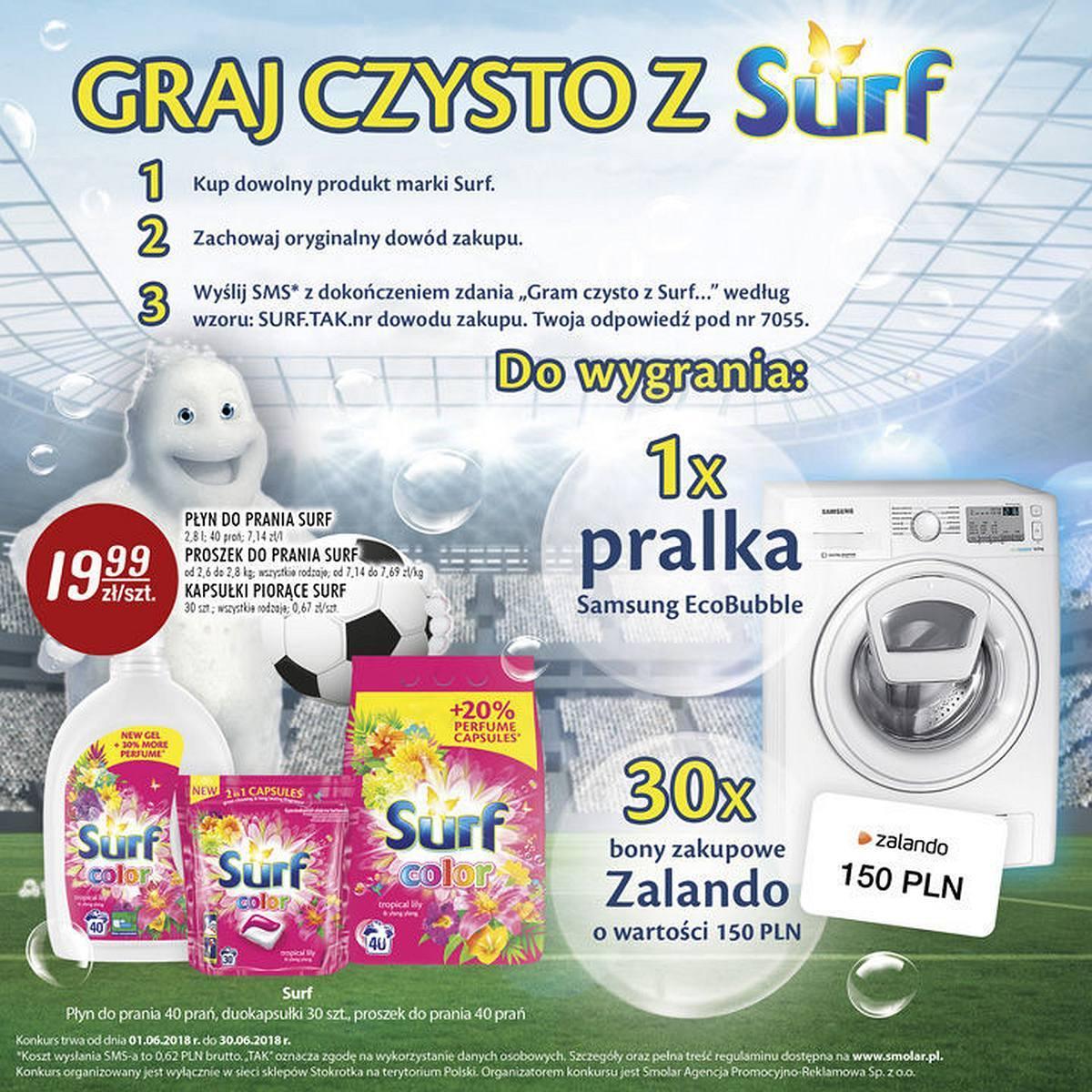 Gazetka promocyjna Stokrotka do 27/06/2018 str.44