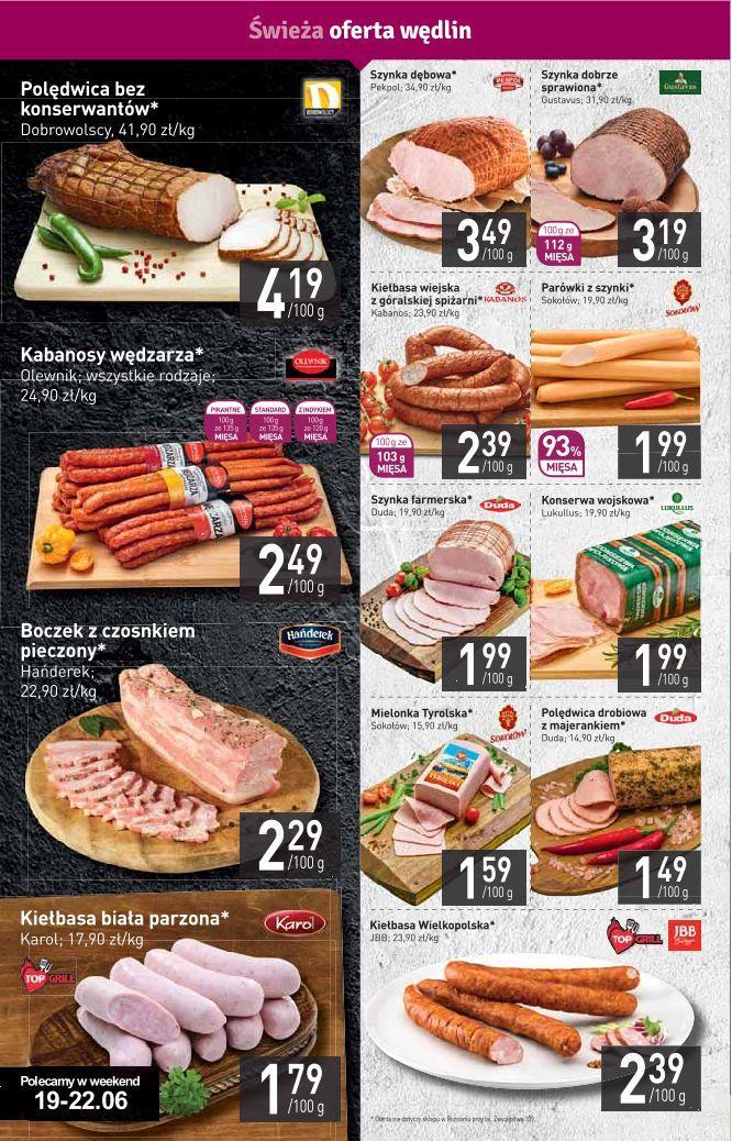 Gazetka promocyjna Stokrotka do 26/06/2019 str.5