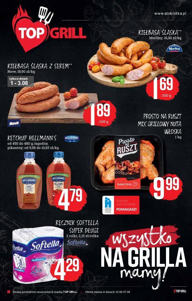 Gazetka promocyjna Stokrotka do 07/08/2019 str.14
