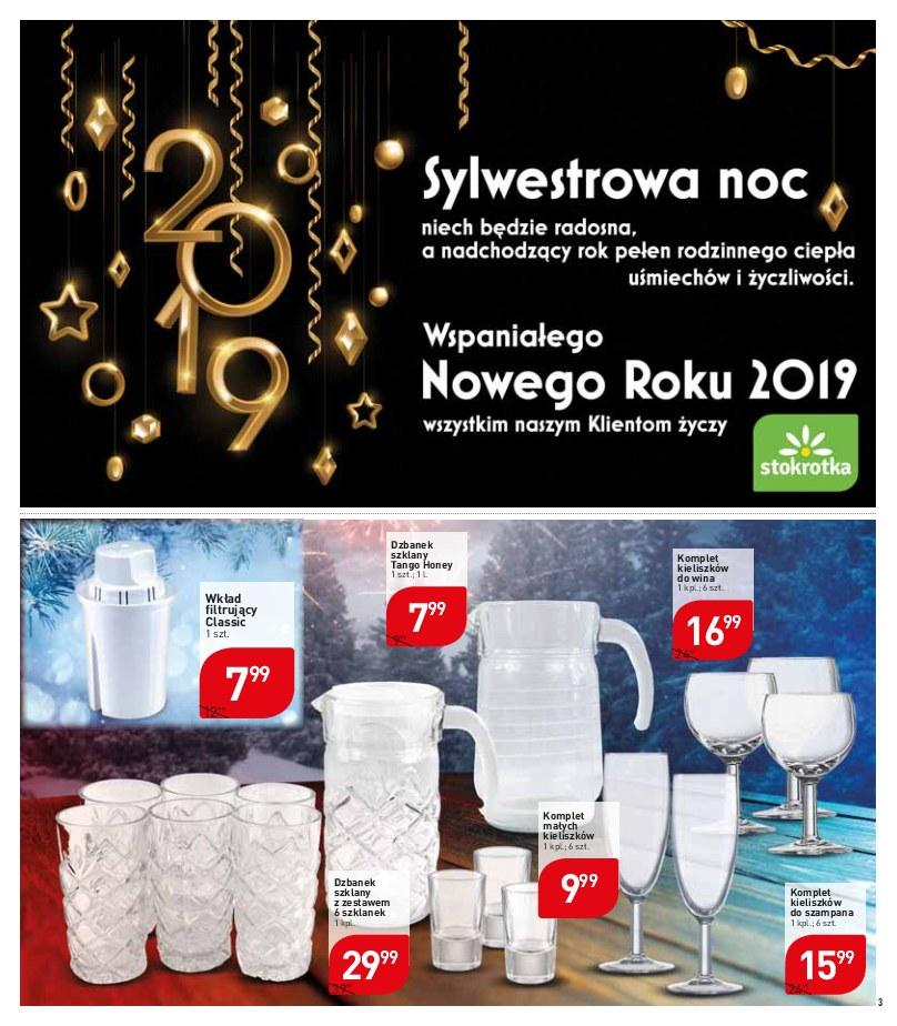 Gazetka promocyjna Stokrotka do 02/01/2019 str.2