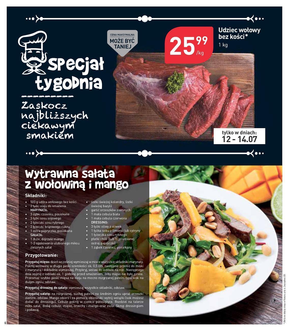 Gazetka promocyjna Stokrotka do 18/07/2018 str.6