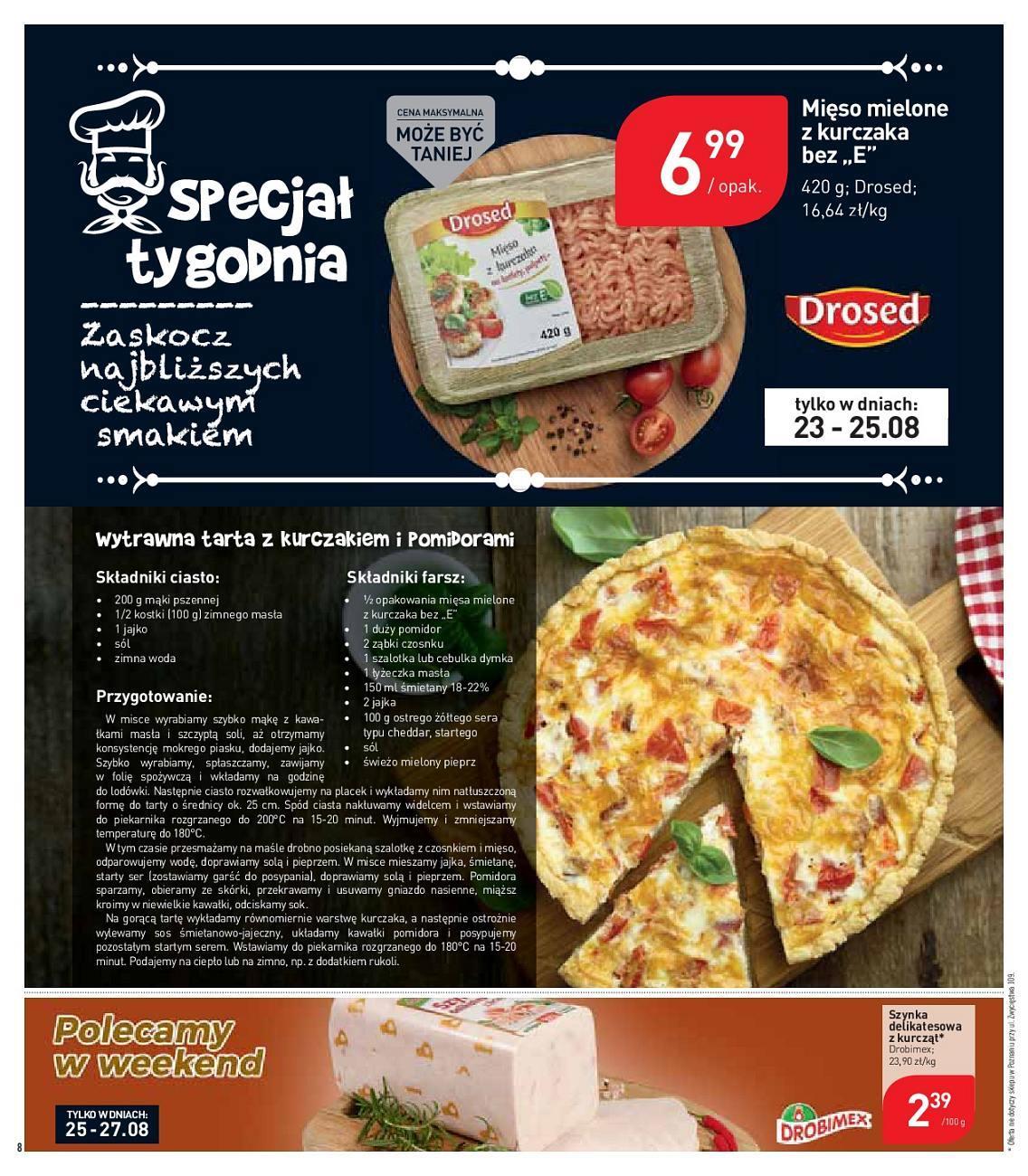 Gazetka promocyjna Stokrotka do 29/08/2018 str.7