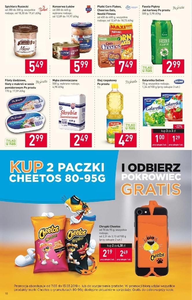 Gazetka promocyjna Stokrotka do 13/03/2019 str.9