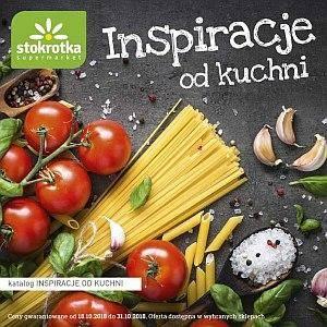 Inspiracje od kuchni