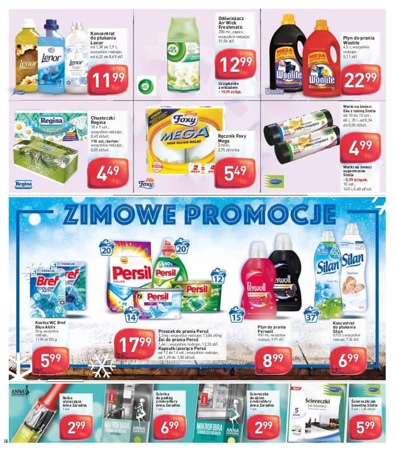 Gazetka promocyjna Stokrotka do 05/12/2018 str.16