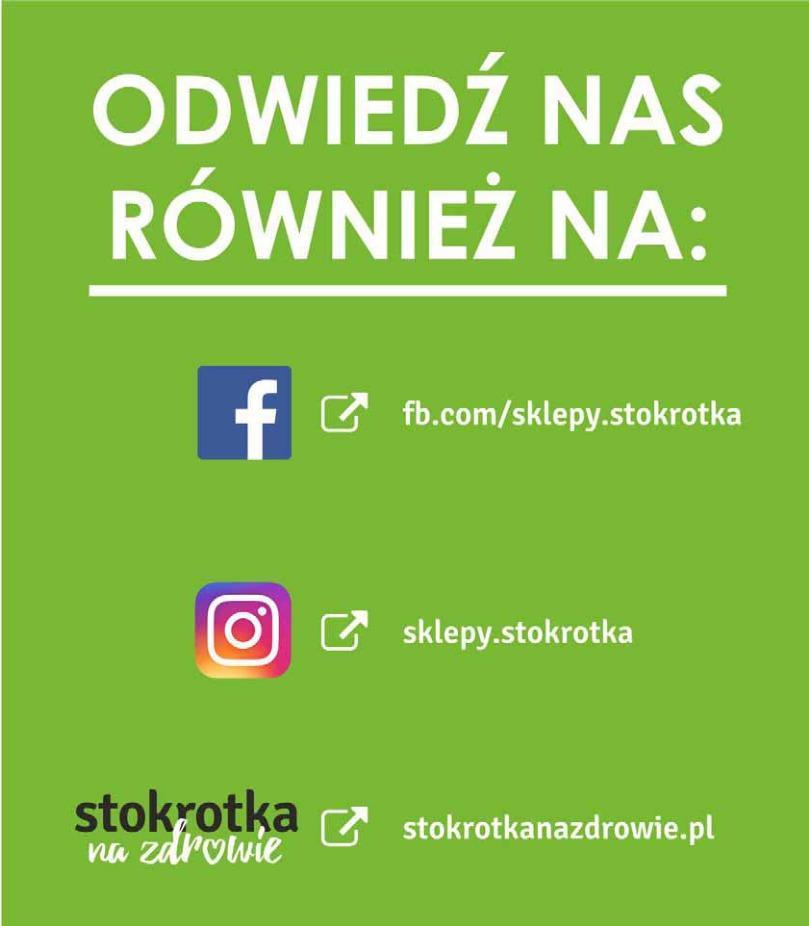 Gazetka promocyjna Stokrotka do 07/11/2018 str.16