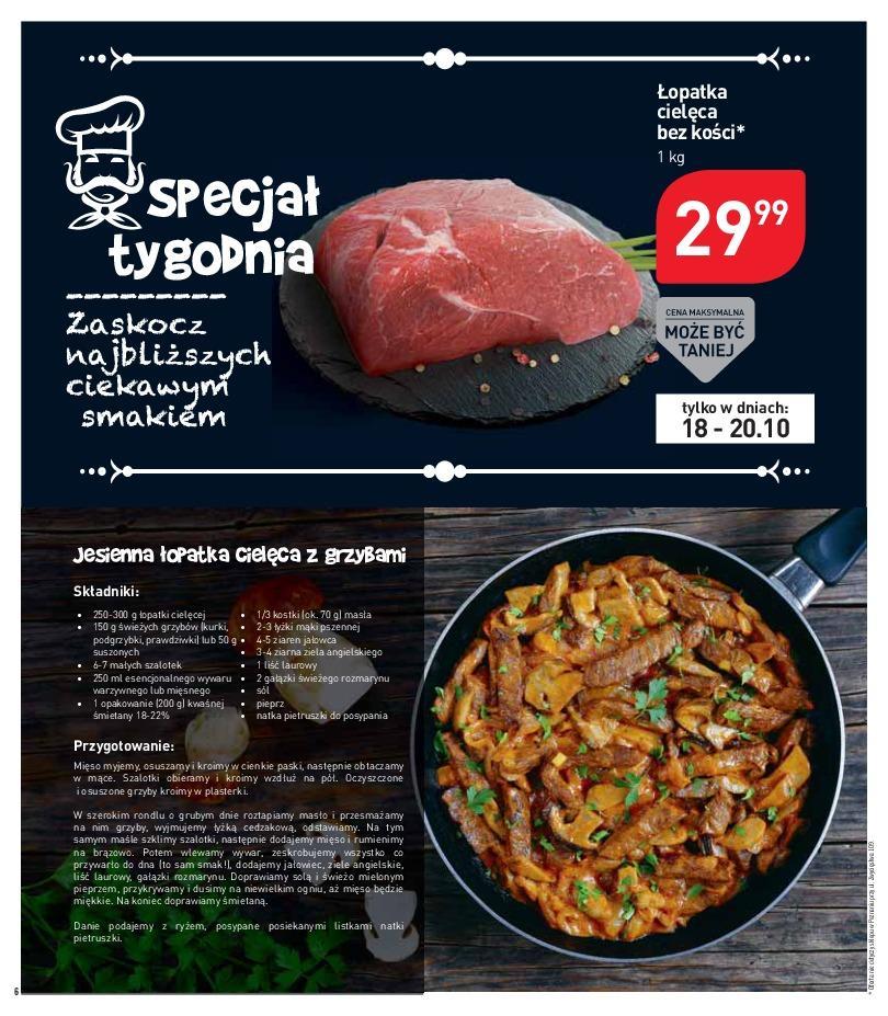 Gazetka promocyjna Stokrotka do 24/10/2018 str.6