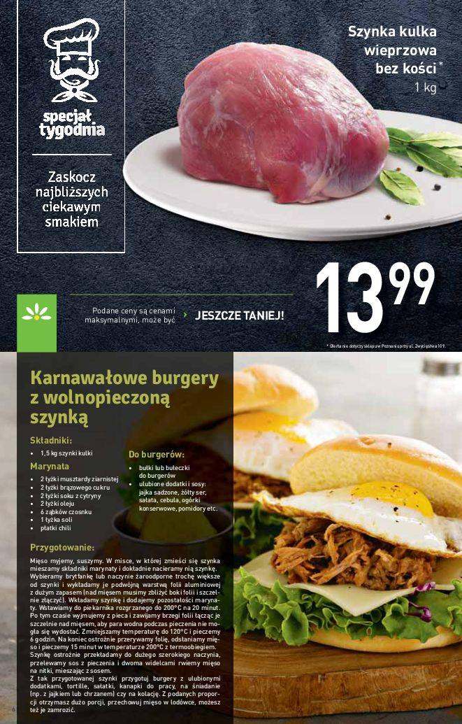 Gazetka promocyjna Stokrotka do 23/01/2019 str.6