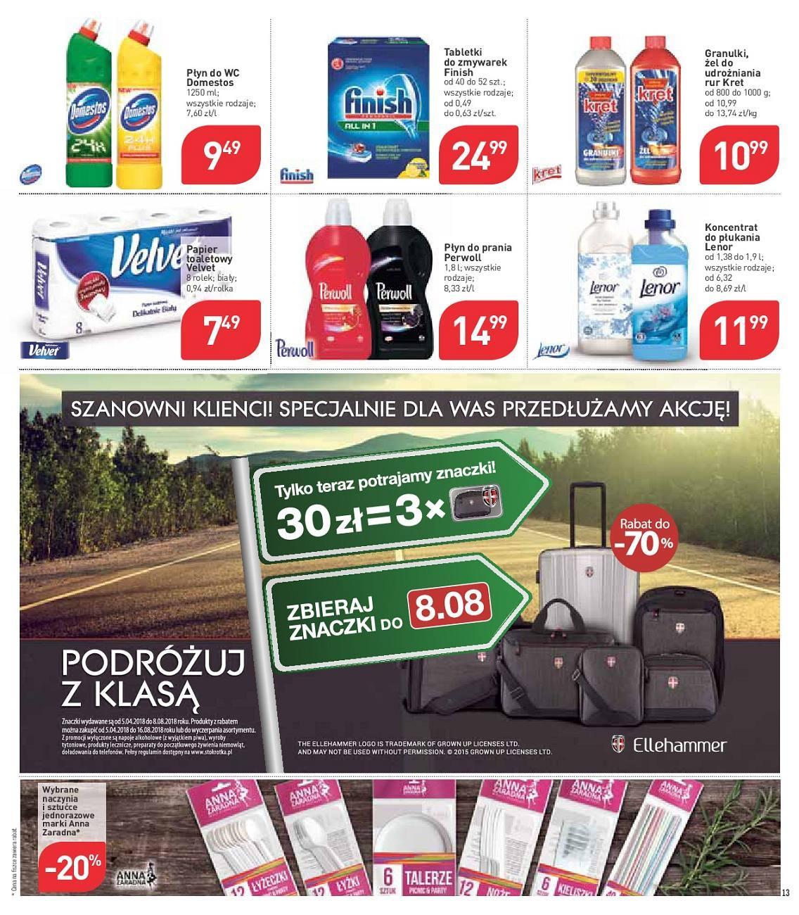 Gazetka promocyjna Stokrotka do 01/08/2018 str.12