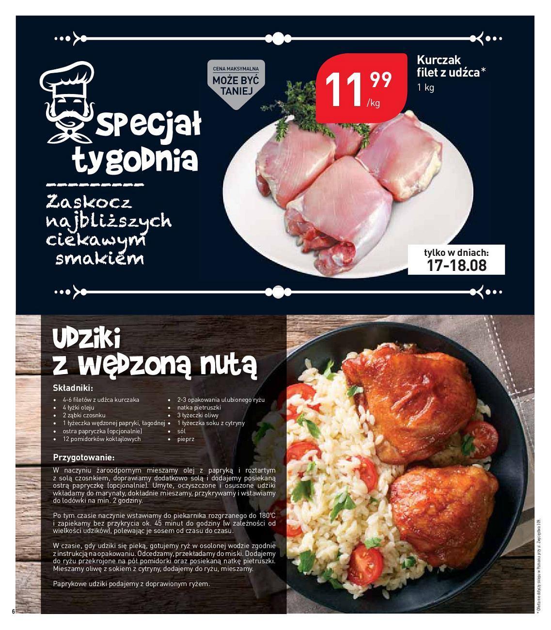 Gazetka promocyjna Stokrotka do 22/08/2018 str.5