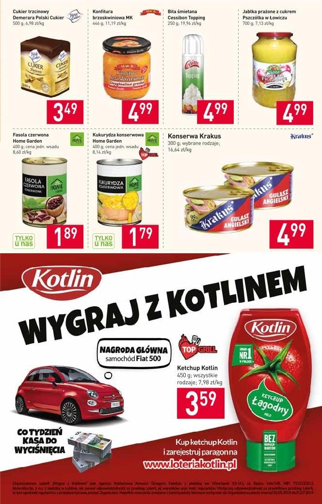 Gazetka promocyjna Stokrotka do 05/06/2019 str.8